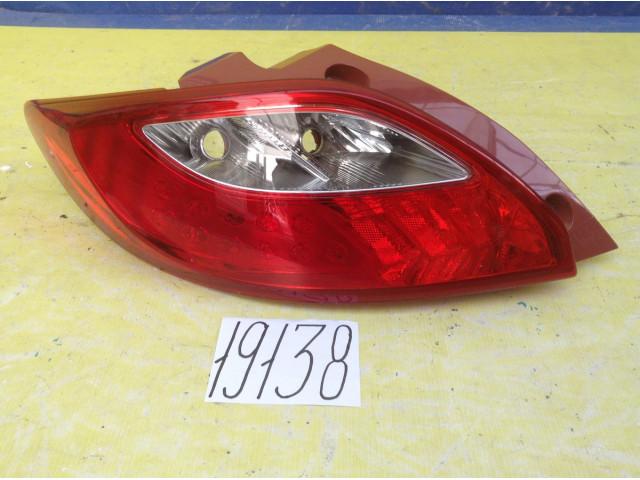 Mazda 2 фонарь задний левый в крыло