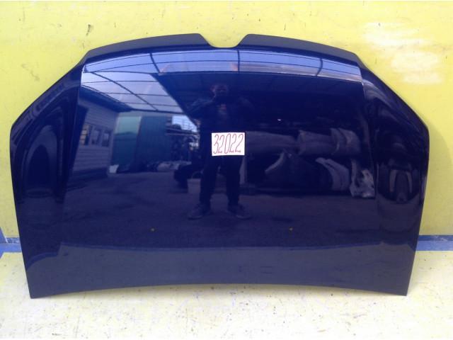 Renault Logan 2 Капот цвет Синий Дипломат код краски 424