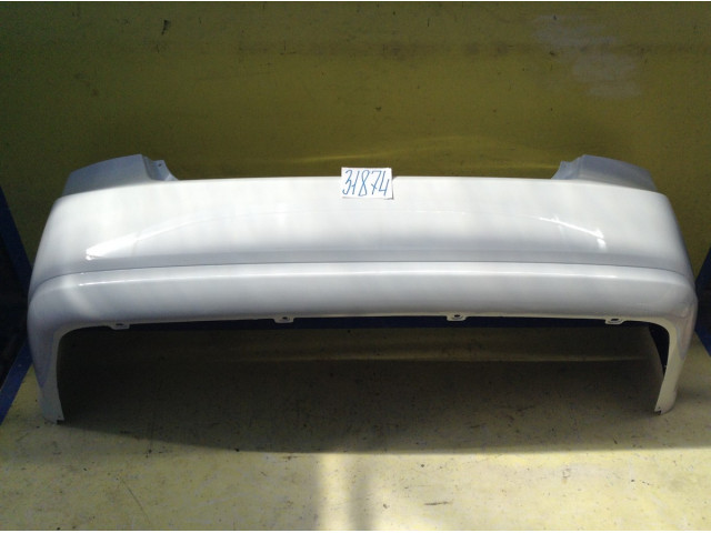 Chevrolet Lacetti седан Бампер задний цвет Белый код краски GAZ