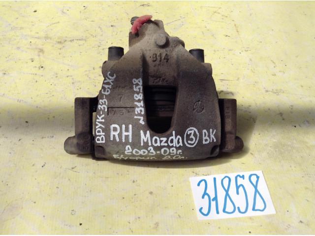 Mazda 3 BK Тормозной суппорт передний правый 2.0л бензин