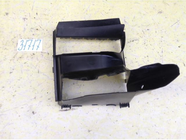 Porsche Cayenne диффузор интеркулера правый