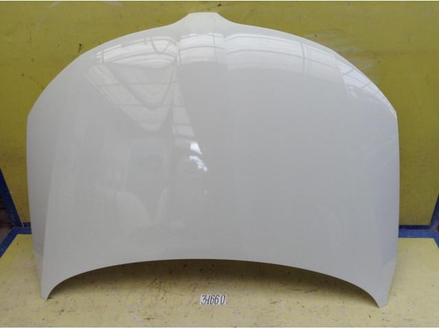 Skoda Rapid Капот цвет белый код краски C9A