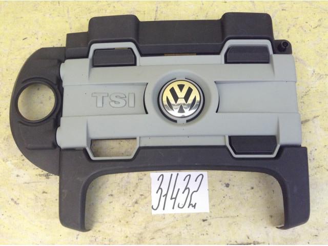 Volkswagen Tiguan Golf Plus Jetta Touran Крышка двигателя декоративная