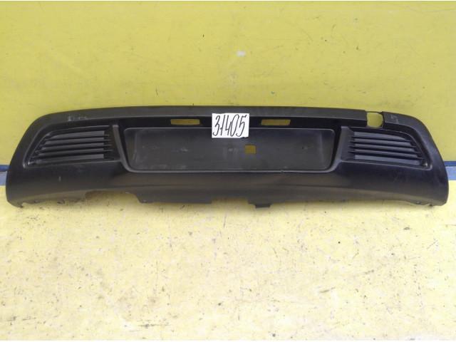 Peugeot 308 Накладка Юбка заднего Бампера