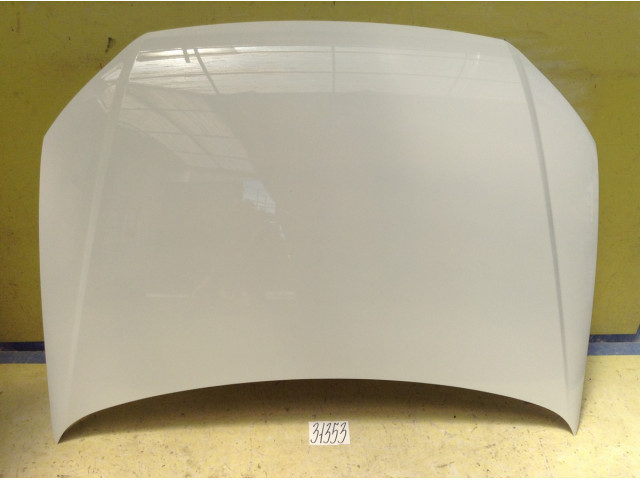 Volkswagen Polo седан Капот цвет Белый код краски LB9A