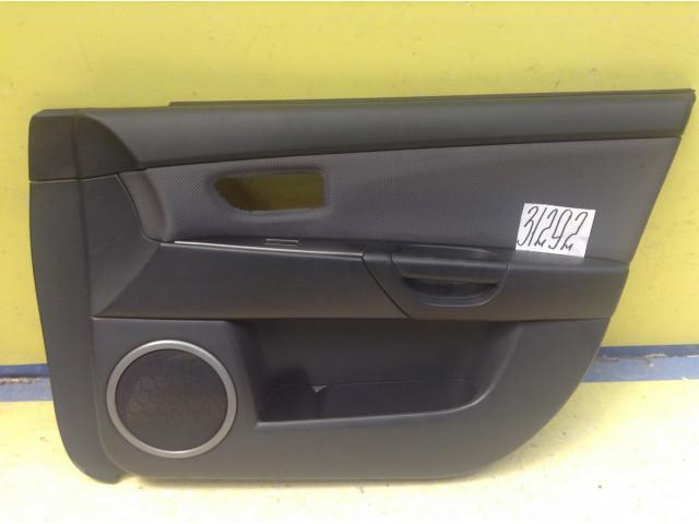 Mazda 3 BK хетчбэк Обшивка передней правой двери