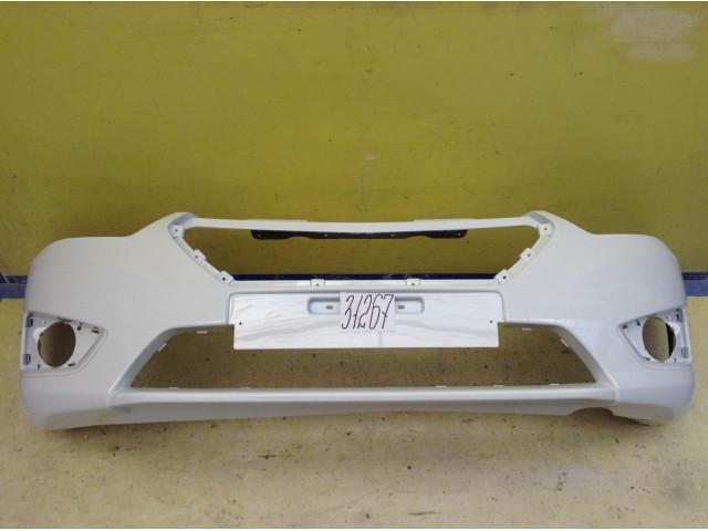 Datsun mi-DO Бампер передний цвет Белое облако код краски 240