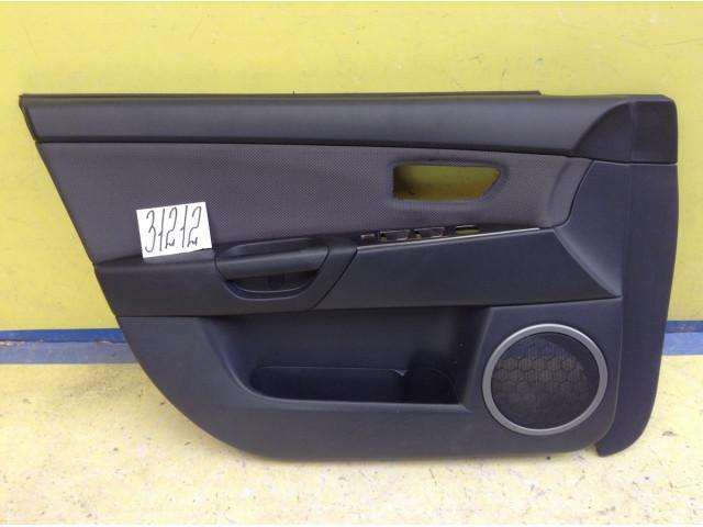 Mazda 3 BK обшивка двери передняя левая