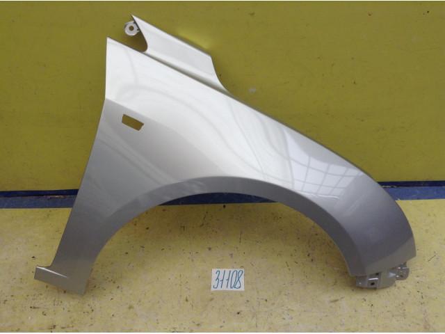Chevrolet Cruze Крыло переднее правое цвет серебристый код краски GAN