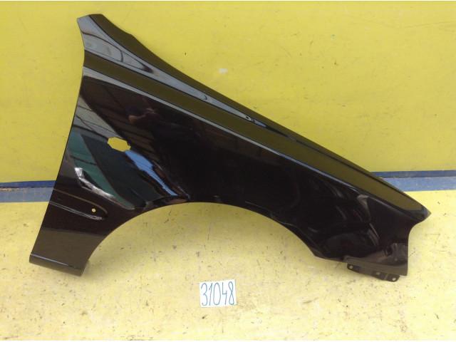 Hyundai Accent Крыло переднее правое цвет Черный код краски D01