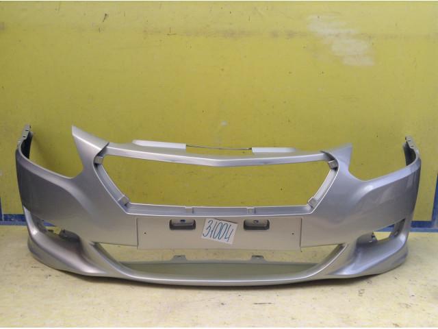 Datsun on-DO Бампер передний цвет Серебро код краски 610 Рислинг