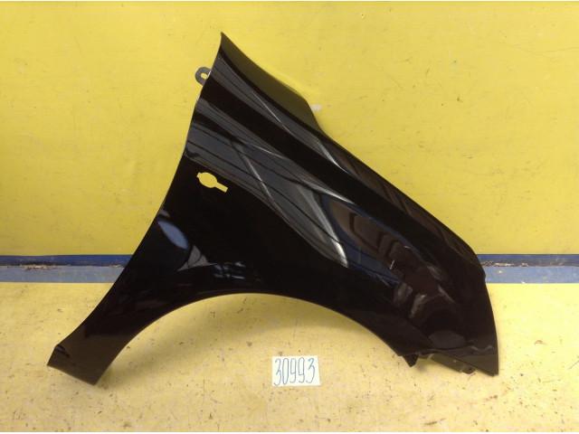 Datsun on-DO mi-DO Крыло переднее правое цвет Черная пантера код краски 672