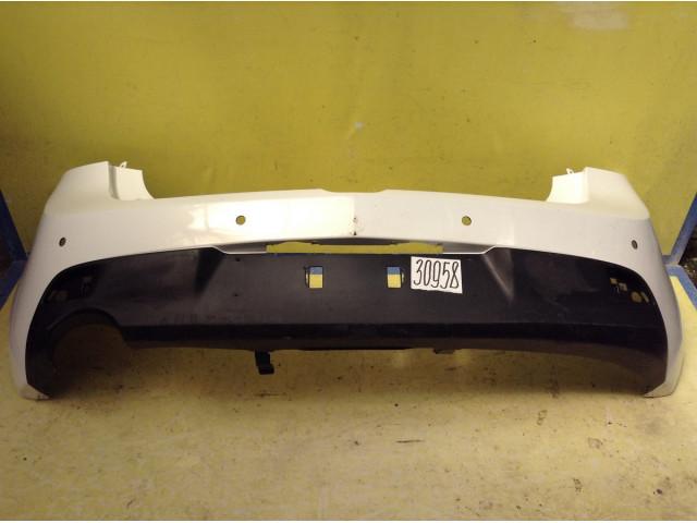 Mazda 3 BL хэтчбек Бампер задний