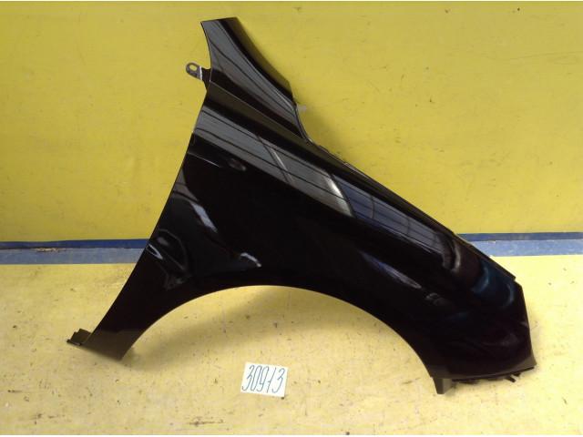 LADA Vesta Крыло переднее правое цвет Черная жемчужина код краски 676 514