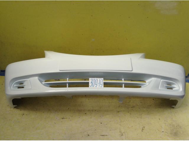 Hyundai Accent Тагаз Бампер передний цвет Белый Айсберг код краски W02