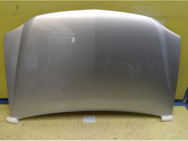 Lada Largus Капот цвет Платина код краски 691