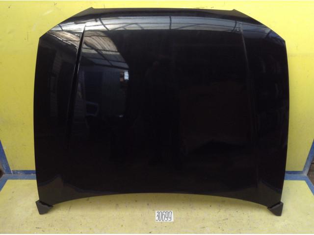 Hyundai Accent тагаз капот цвет черный код краски D01