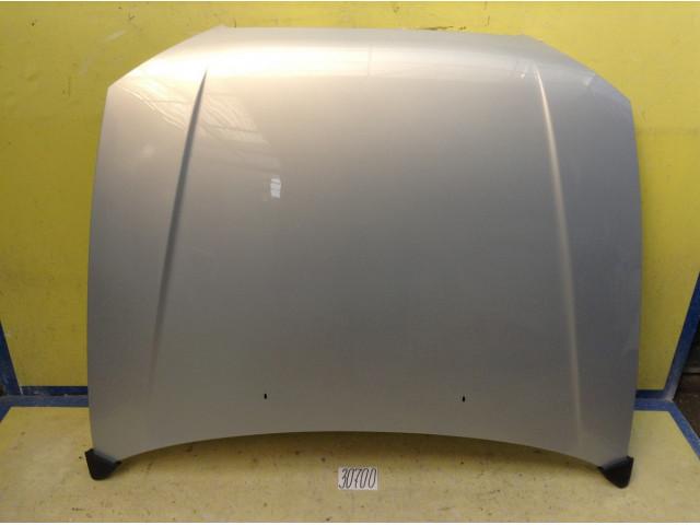 Hyundai Accent тагаз капот цвет серебристый код краски S14
