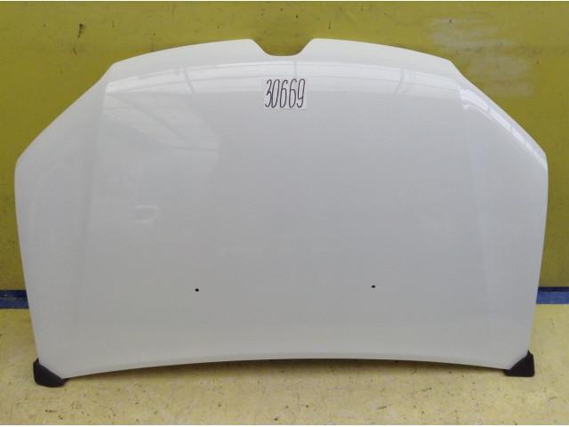 Renault Logan 2 Капот с герметиком цвет Белый код краски 369