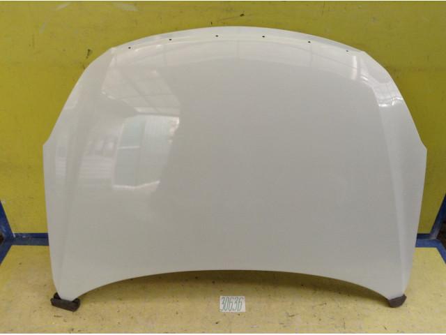 Nissan Almera G15 Капот цвет Белый код краски ZY2