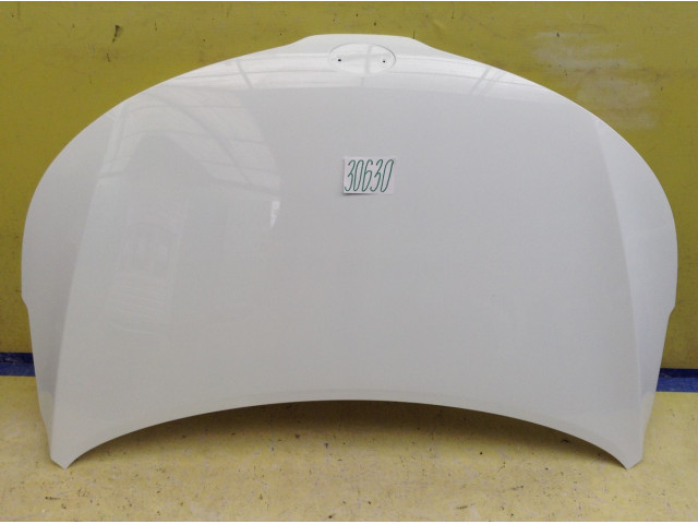 Kia Rio 3 Капот с герметиком цвет Белый код краски PGU