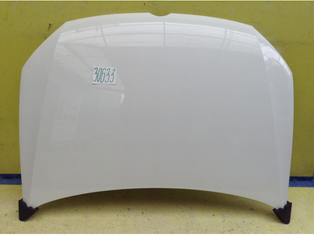 Volkswagen Polo седан Капот цвет Белый код краски B9A