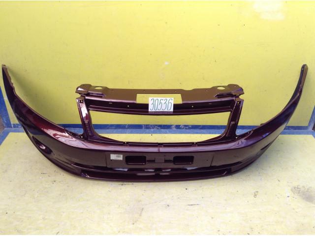 LADA Granta 2190 Бампер передний цвет Портвейн