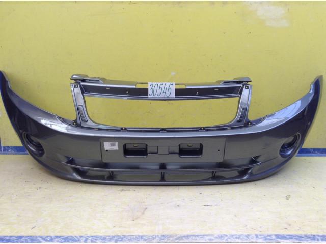 LADA Granta 2190 Бампер передний цвет Совиньон без отверстия под ПТФ