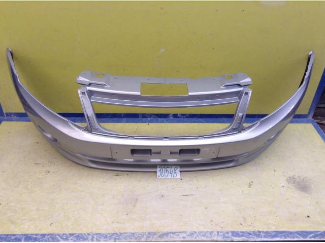 LADA Granta 2190 Бампер передний цвет Рислинг без отверстия под ПТФ