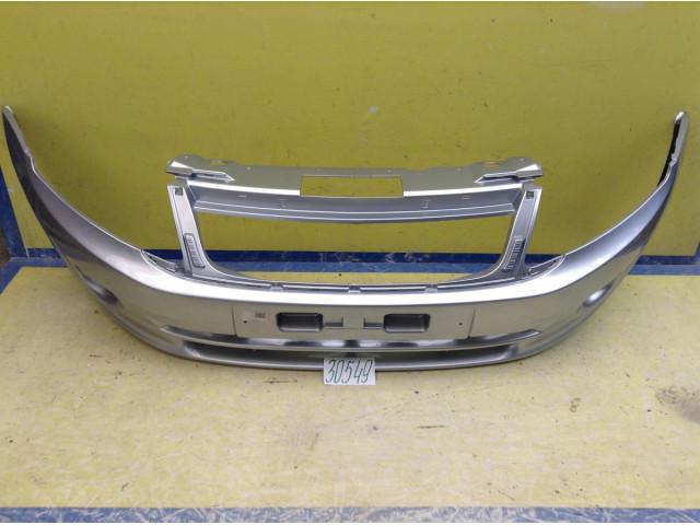 LADA Granta 2190 Бампер передний цвет Платина без отверстия под ПТФ