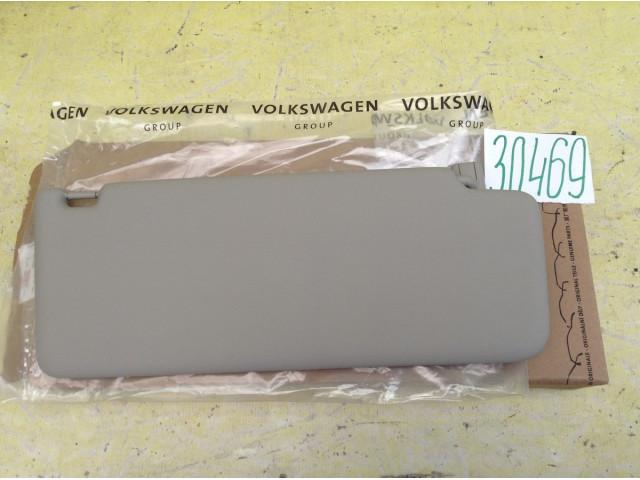Volkswagen Teramont Солнцезащитный козырек с освещением водительский цвет серый