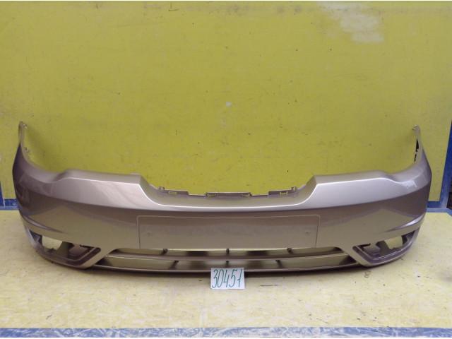 Daewoo Nexia N150 Бампер передний цвет серый код краски GVL