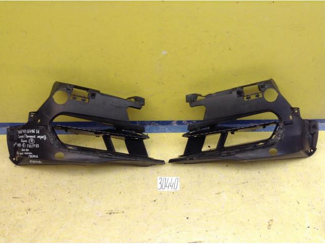 BMW 6 F12 F13 Кронштейн скелет переднего Бампера Левая и Правая цена за 1 шт