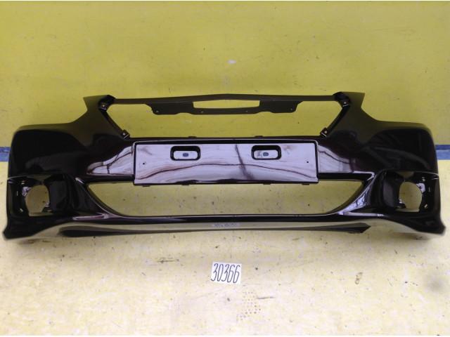 Datsun on-DO Бампер передний цвет лава код краски 137