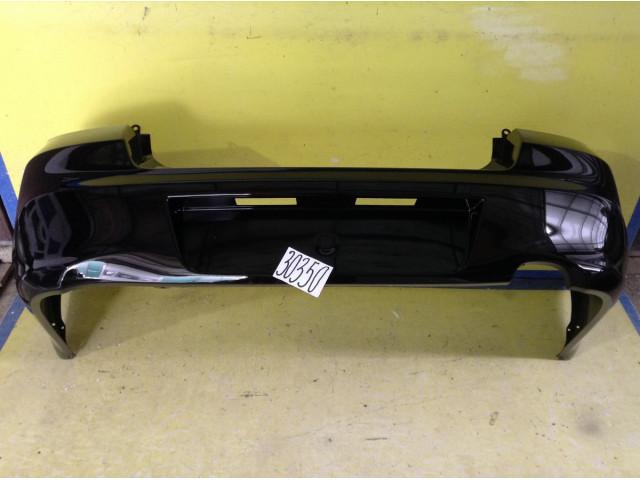 Datsun on-DO Бампер задний цвет черная пантера  код краски 672