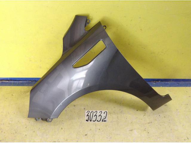 Kia Rio 3 Крыло переднее левое цвет серый код краски SAE
