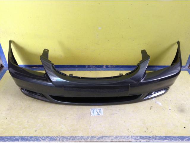 Hyundai Accent Бампер передний цвет темно-серый код краски S10