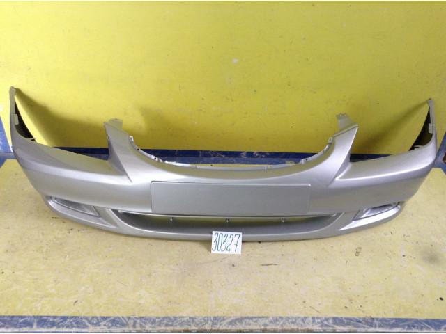 Hyundai Accent Бампер передний цвет серебристый код краски S01