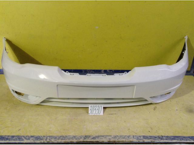 Daewoo Nexia N150 Бампер передний цвет белый код краски GAZ
