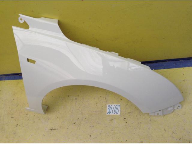 Chevrolet Cruze J300 Крыло переднее правое Код краски Gaz белое Под повторитель