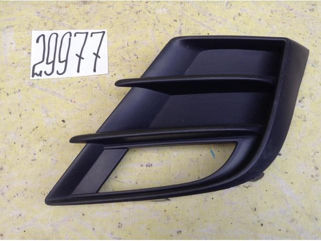 Mazda 3 BL Накладка ПТФ передняя левая