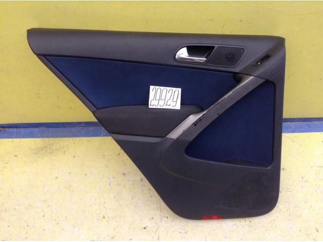 Volkswagen Tiguan Обшивка двери задняя левая