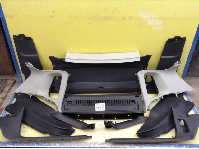 Volkswagen Tiguan Пластик салона Накладки на пороги цена за 1 шт