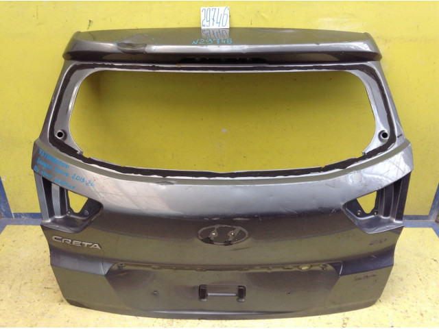 Hyundai Creta Крышка дверь багажника
