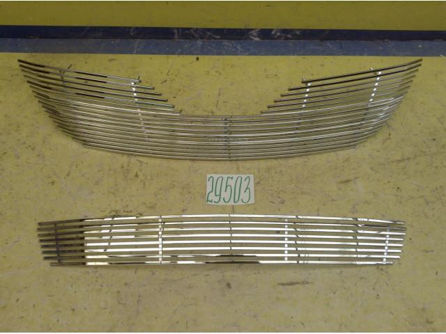 Toyota Camry 40 Решетка радиатора нержавеющая сталь