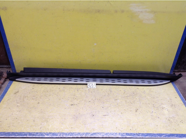 Mercedes GL GLS Х166 подножка левая