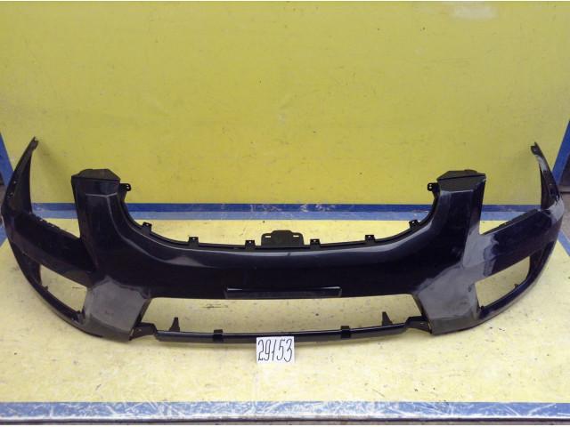 Kia Sportage 2 рестайлинг бампер передний