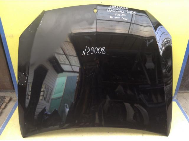 Mercedes C W205 капот