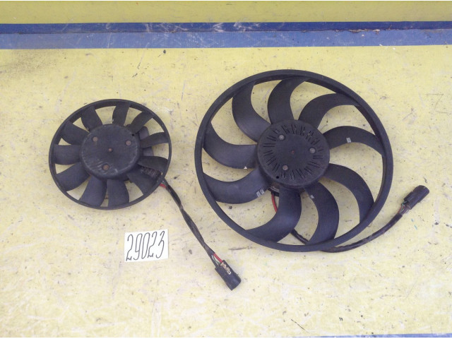 Range Rover Sport вентилятор охлаждения