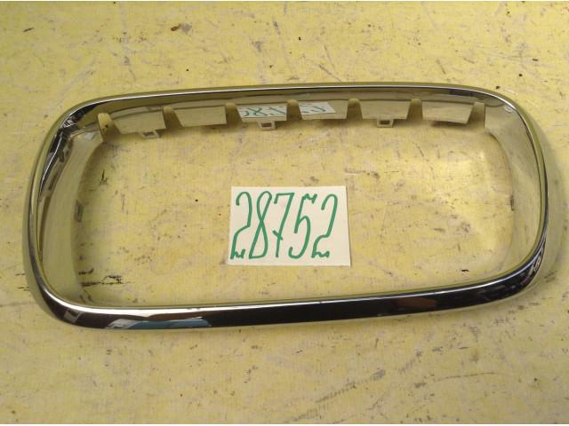 BMW X5 F15 левая хром накладка решетки радиатора